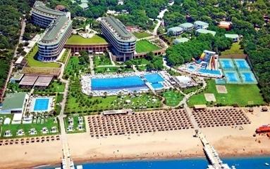 Antalya Flughafen nach Belek Hoteltransfer